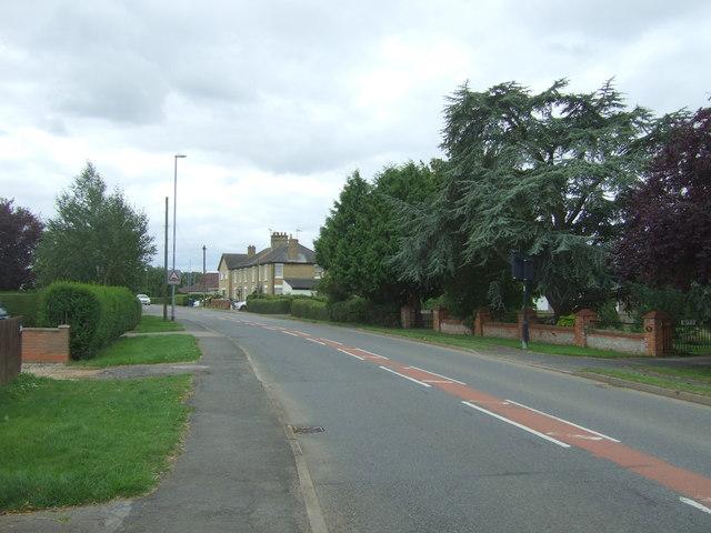London Road, Chatteris