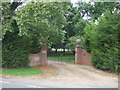 TL3884 : Gateway to Highfield House by JThomas