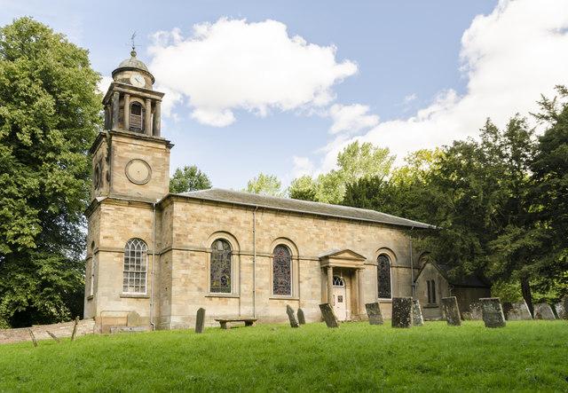 Church of the Holy Rood, Ossington