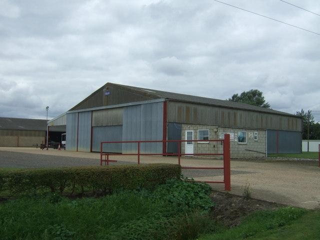 Farm building, Ferry Burrows Farm