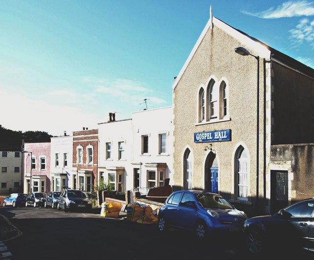 Bellevue Road, Totterdown, Bristol