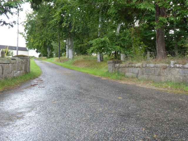 Access to Hopewell Lodge