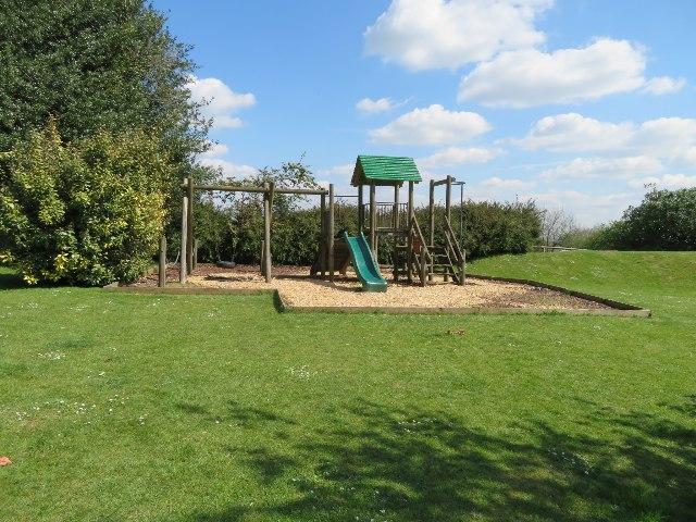 Pub garden / play area - The Vine