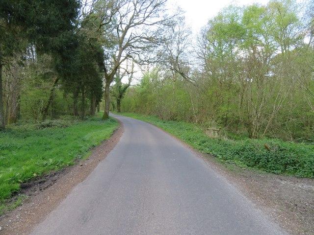 Road to Hannington