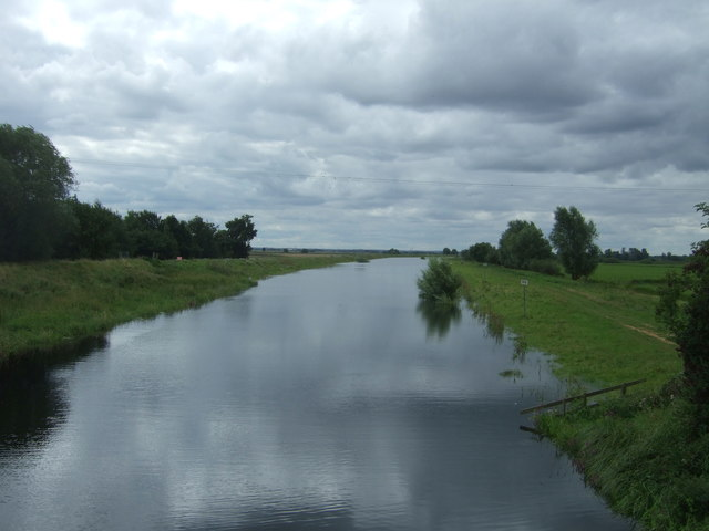 New Bedford River, Sutton Gault