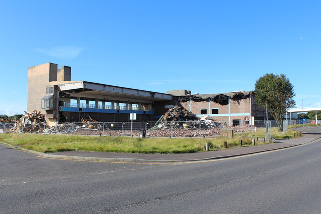 Magnum Leisure Centre, Irvine