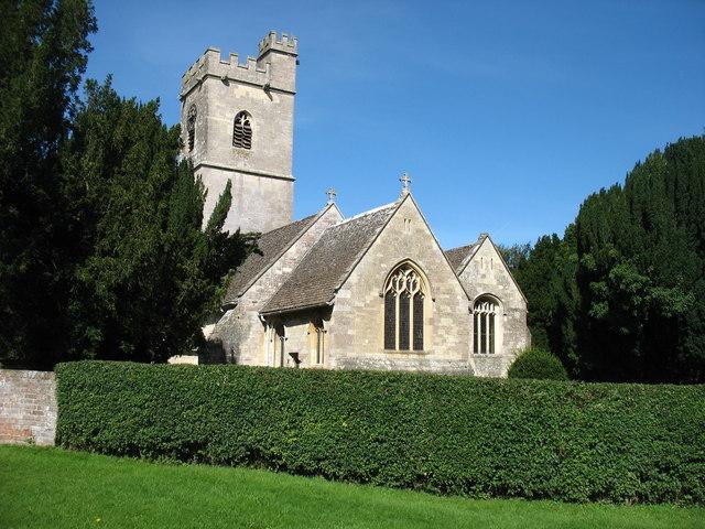 St Andrew's church, Whitminster