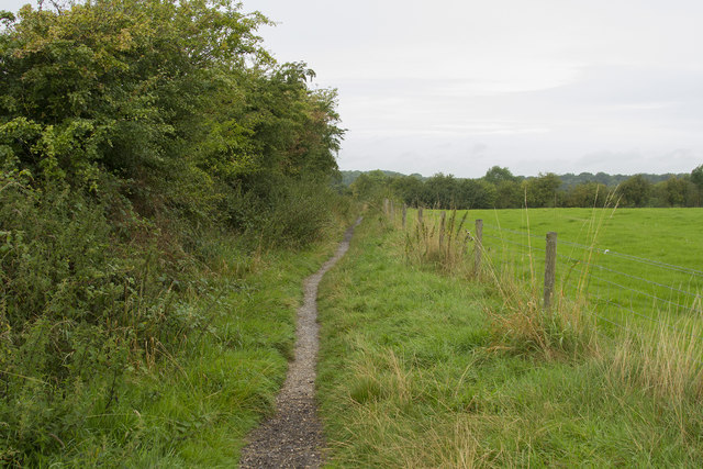 A country path