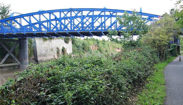 Avon Road vicinity, St Phillip's, Bristol