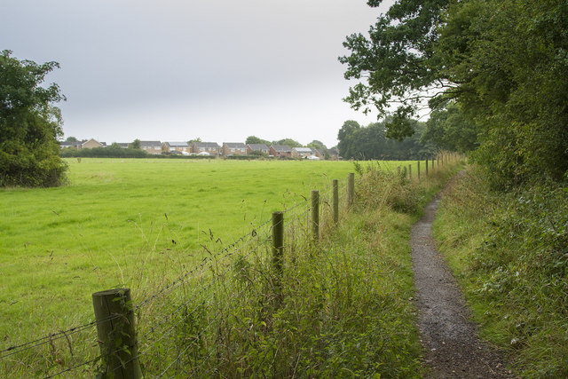 Footpath to Mickleover