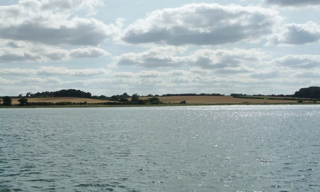 The River Orwell at Colton Creek