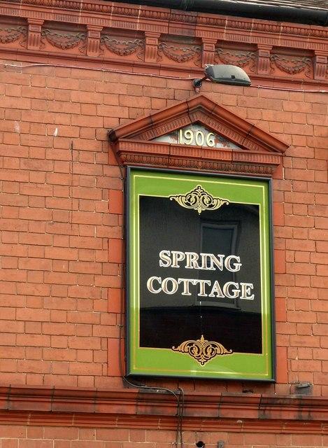 Spring Cottage, Fulwood Street, Ilkeston