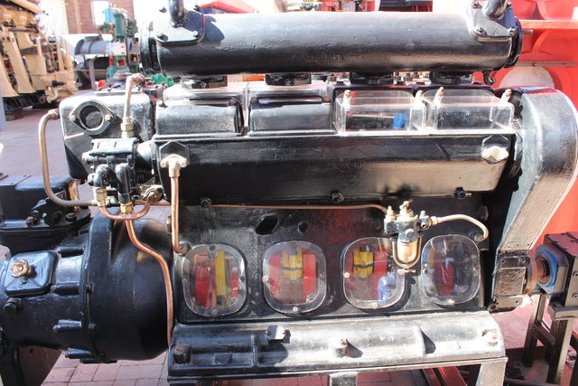 Gleniffer Engine