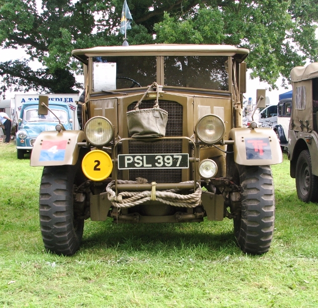 1941 FWD Heavy Utility Humber