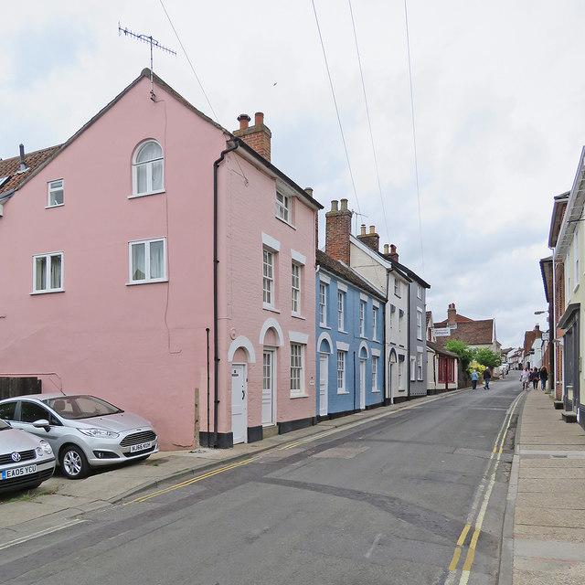 Woodbridge: Quay Street