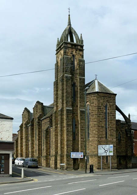 Roman Catholic Church of Our Lady and St Thomas of Hereford, Ilkeston