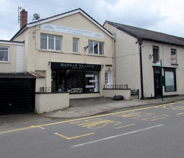 Wesley House, Main Road, Gilwern