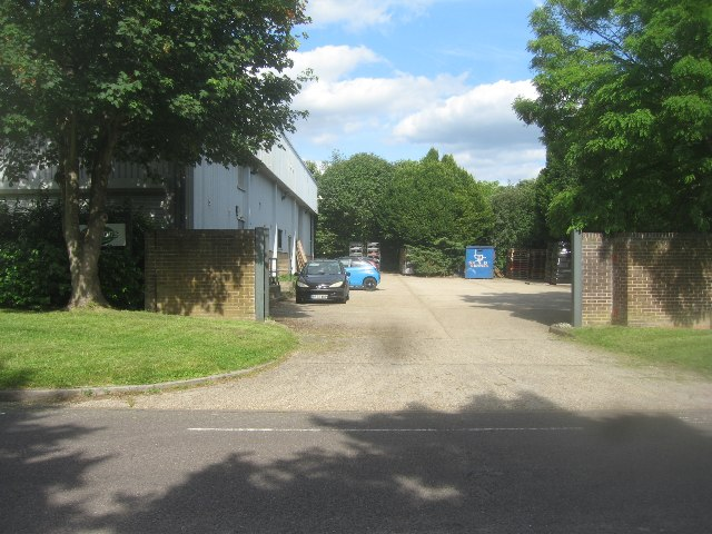 Depot off Winklebury Way