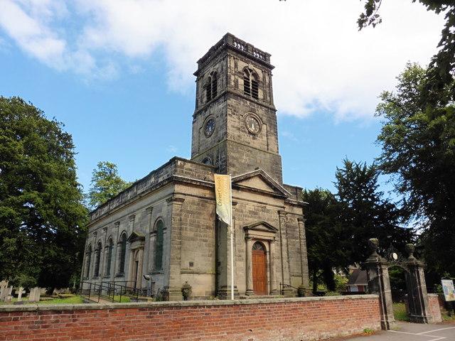 Alsager, Christ Church