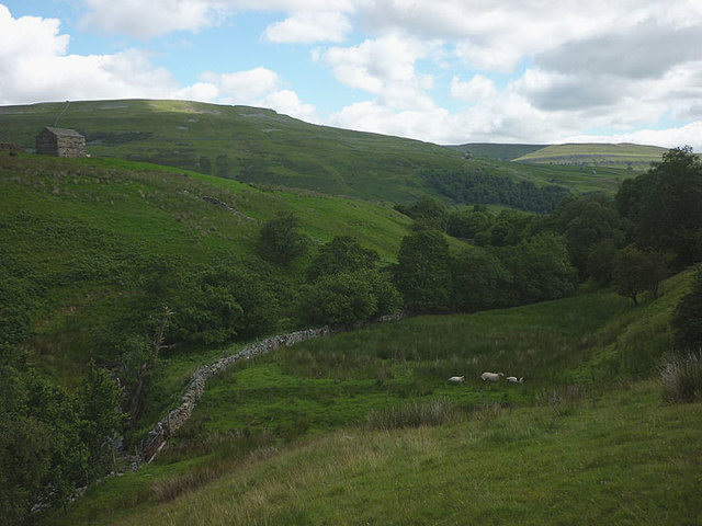 The valley of Cliff Beck