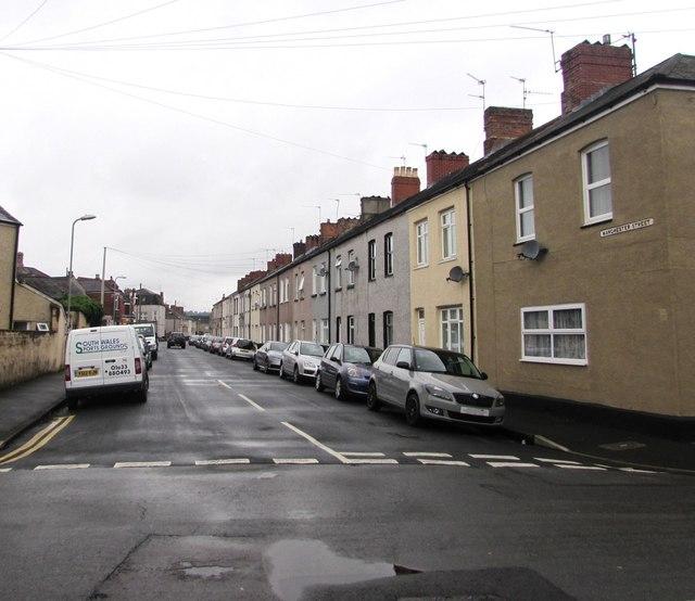 Manchester Street, Newport