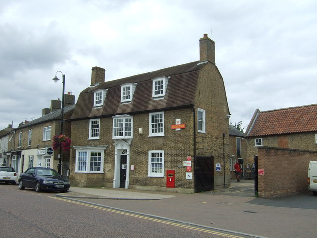 Royal Mail Sorting Office, Chatteris