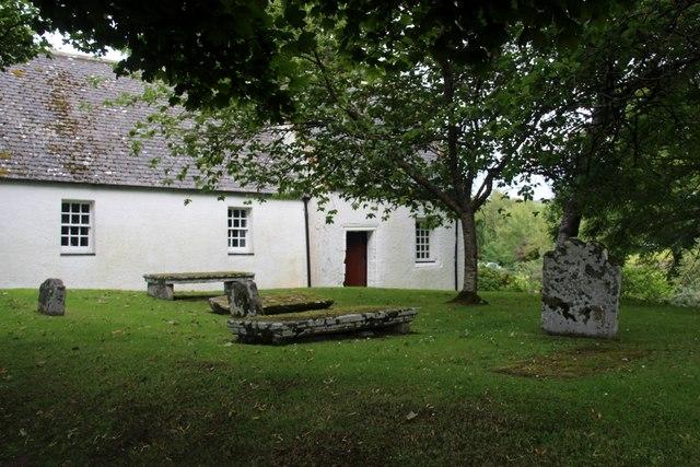 St Mahew's Chapel, Kirkton