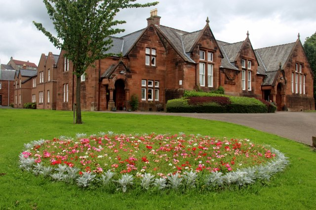 Lady Flora's sheltered housing, Newmilns