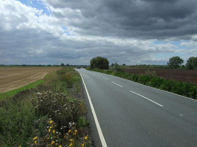Chain Causeway (B1381)