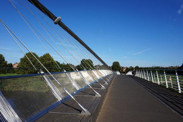 Millennium Bridge, York