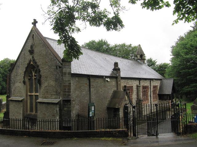 St Cadoc's Church, Glynneath