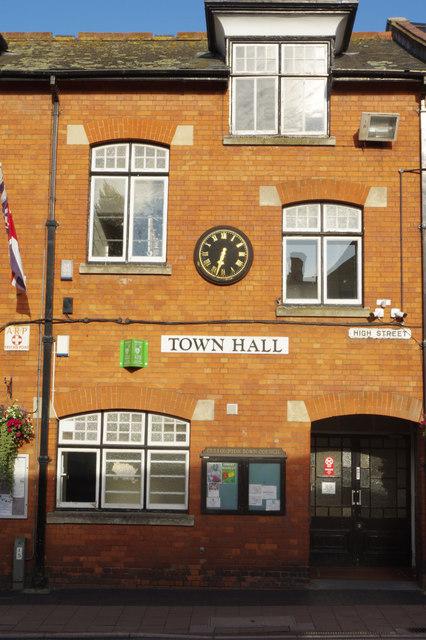 Cullompton Town Hall
