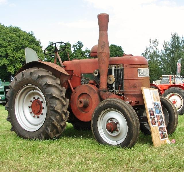 1948 Field-Marshall Series II tractor