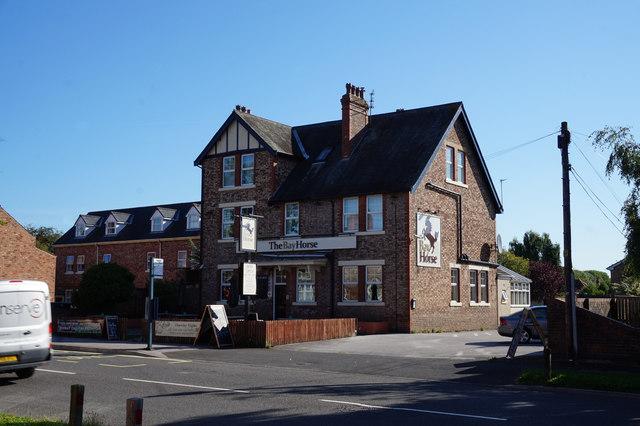 The Bay Horse, Main Street, Fulford