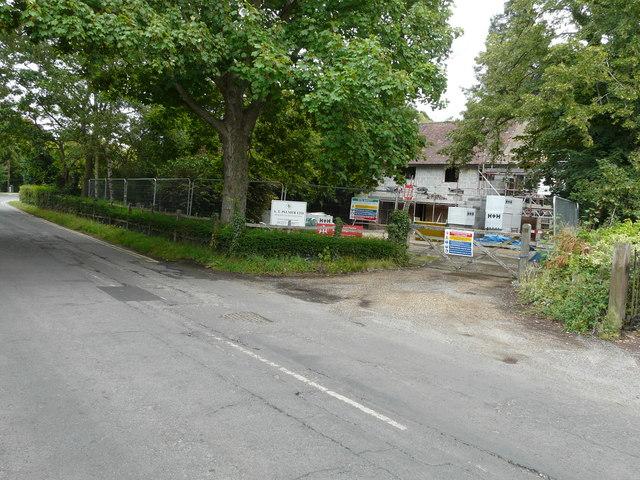 Little Smarden House, The Street
