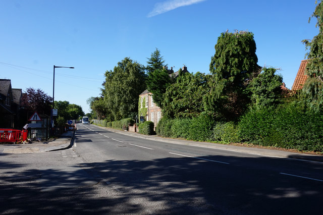 Selby Road, Fulford