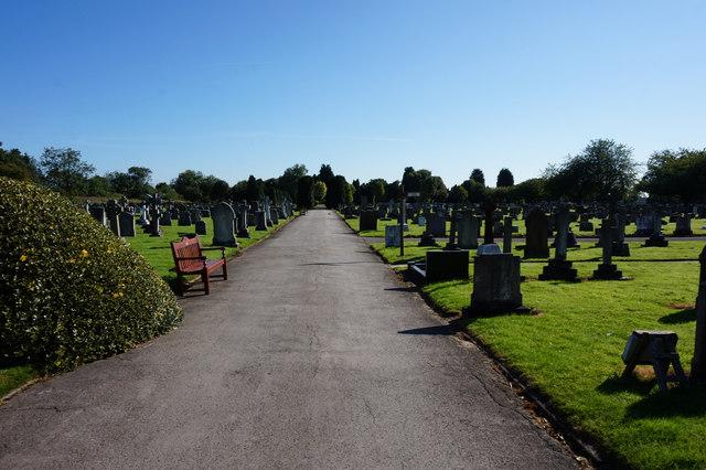 Fulford Cemetery, Fulford