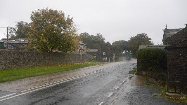 A59, West Marton