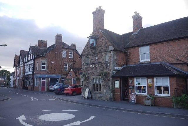 Buck's Head, Church Stretton