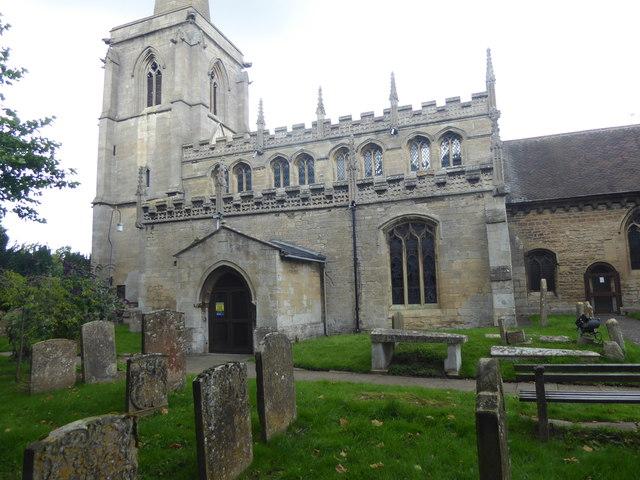 St Martin's Church, Ancaster