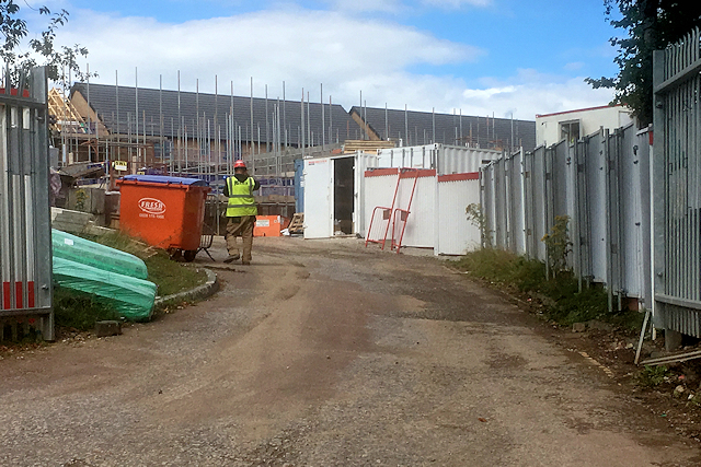 New Construction on the Site of the Former Radcliffe Civic Hall