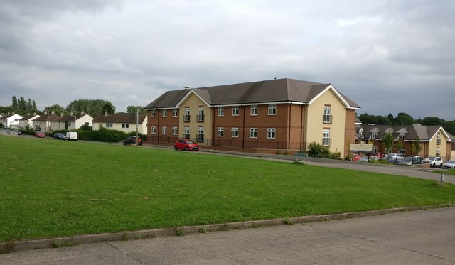 Aaron Court Care Home in Netherhall, Leicester