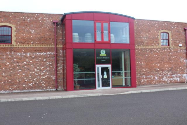 Visitor centre, Rhymney Brewery, Blaenavon