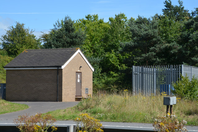 Sedgemoor : Electricity Substation