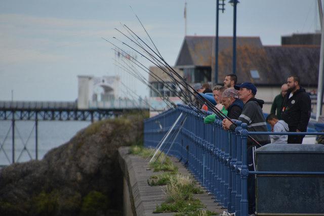 The Mumbles : Fishermen