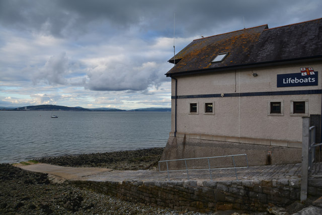 The Mumbles : Mumbles Inshore Lifeboat Station