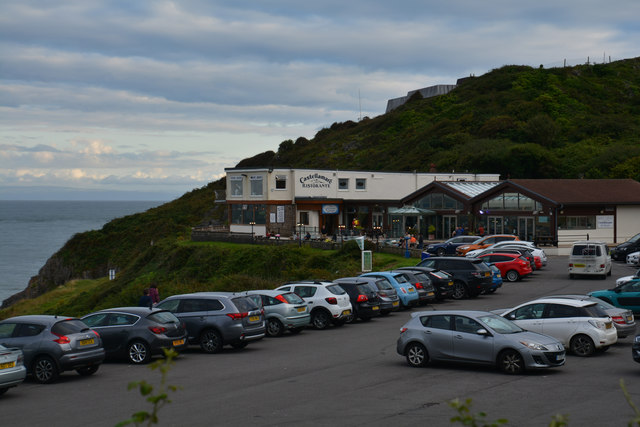 The Mumbles : Bracelet Bay Car Park