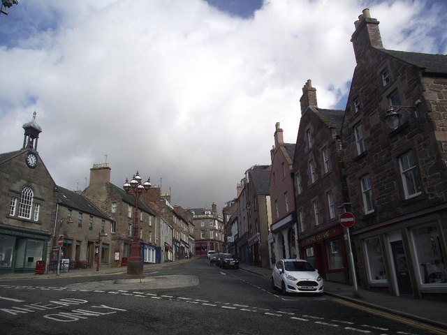 Junction of High Street and Church Street