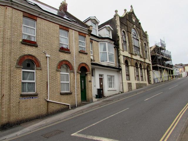 Up Northfield Road, Ilfracombe