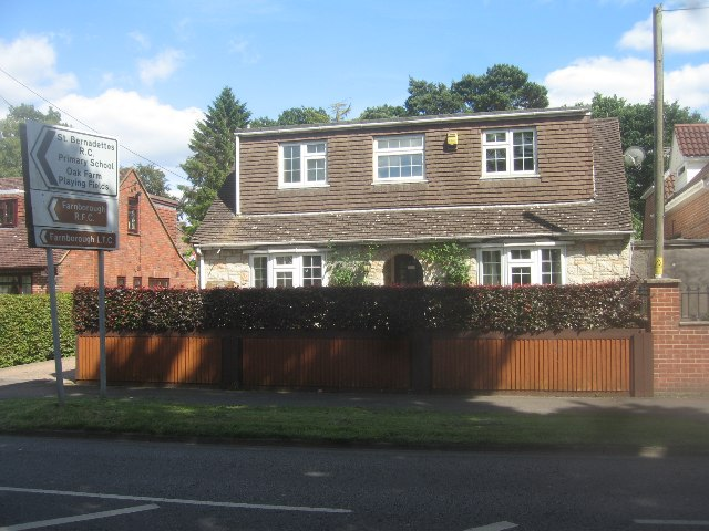 House in Prospect Road